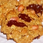 Treat Time! Flourless Monster Cookies with Dark Chocolate Chunks