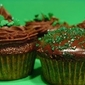 Chocolate Stout Mini Cupcakes