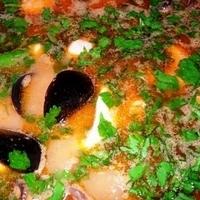 Seafood Rice or arroz de Marisco