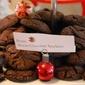 CHOCOLATE MAYAN SPARKLER COOKIES