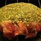 Amazing garlic roast