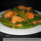 Salmon And Asparagus Stir Fry