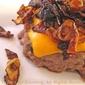 Retro-food: Hamburger Steak with Fried Onions