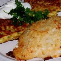 Dijon and Honey Panko Breaded Chicken Breasts