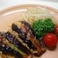 Deep-fried Pork-stuffed Aubergines/Egg-plants