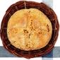 Rye, cider and walnut bread
