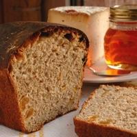 Sweet sourdough cinammon bread