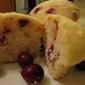 #38) Lemon Cranberry Muffins
