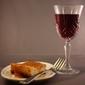 #31) Cheesecake Bars with a Bakeapple Swirl