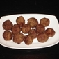 Greek Meatballs (Keftedakia)