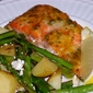 Orange and Thyme Glazed Salmon