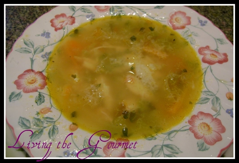 Spicy Chicken Soup Recipe by Catherine - CookEatShare