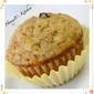 Pecan, Date Raisin & Bran Muffins