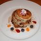 Good Morning Love…Olive Oil Pancakes!