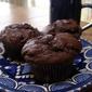 Avocado-Chocolate Muffins