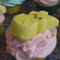 Peeps make festive cupcake toppers!