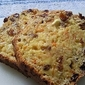 Carrot, Parsnip and Sultana tea-loaf