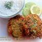 Greek Zucchini Fritters – Kolokithokeftedes with Tzatziki Sauce