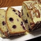 Orange - Blueberry Yogurt Bread - and a reminder for March's Family Recipes!