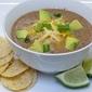 """Mexican"" Soup & Salad"