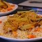 Mystical Spiced Shrimp and Lemon Couscous