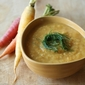 Walking on Sunshine - Fall Vegetable and Red Lentil Soup
