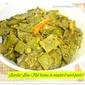 Sorshe Sim (Flat beans in mustard seed paste)