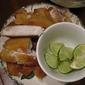 dinner No. 1: fish tacos