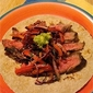 Steak Tacos with Bell Pepper Slaw