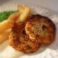 Cod Fish Cakes and Tartar Sauce
