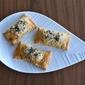 Baked Barbecued Pork Puffs-Char Siu Puffs