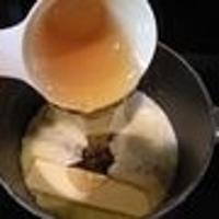 Italian Honey and Pine Nut Cake...
