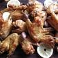Lemon Garlic Chicken Wings