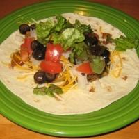 Kimchi Fusion Tacos