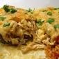 The Pioneer Woman's White Chicken Enchiladas