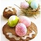 CHOCOLATE CHIP & BUCKWHEAT COOKIES ... Hot Cross Cookies for Easter!!