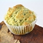Sour Cream And Dill Muffins