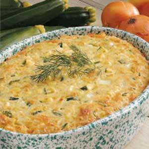 Tomato-Zucchini Casserole
