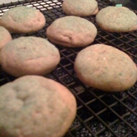 Irish Spice Cookies
