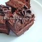Chocolate Yogurt Cake With Chocolate-Yogurt Cheese Frosting~~My 1000th Post