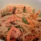 Grilled Shrimp & Asparagus Noodle Bowl