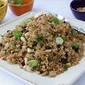 Spiced Bulgur Pilaf Recipe with Pine Nuts & Currants
