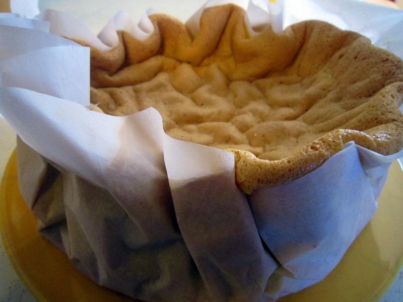 Pão de Ló - Portuguese Sponge Cake