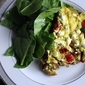 Meat Free Friday: Mediterranean Vegetable Frittata