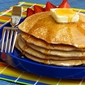 International House of Pancakes! Whole Wheat Buttermilk Pancakes