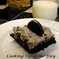 Recipe: Cookies and Cream Brownies