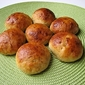 Apple Grape Buns