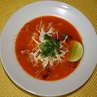 Tortilla Soup - A Vegan Taste of Mexico