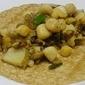Scallops, Sausage & Potato Tacos