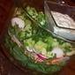 Sweet and Creamy Tarragon Salad Dressing